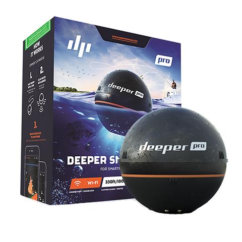 Беспроводной Эхолот Deeper Smart Sonar PRO