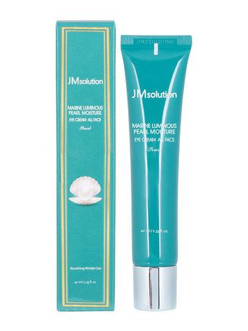 JM Solution Marine Luminous Pearl Moisture Eye Cream All Face 40ml