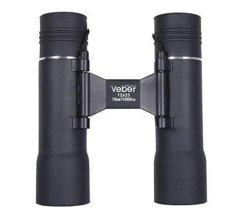 Бинокль Veber БП 12x25 ff с автофокусом