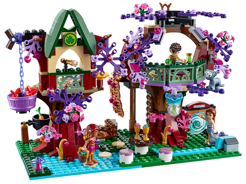 LEGO Elves: Дерево эльфов 41075 — The Elves' Treetop Hideaways — Лего Эльфы