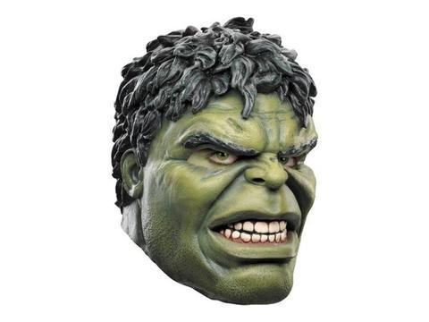 Marvel The Avengers Hulk Latex Mask