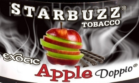 Starbuzz Apple Doppio 50 грамм