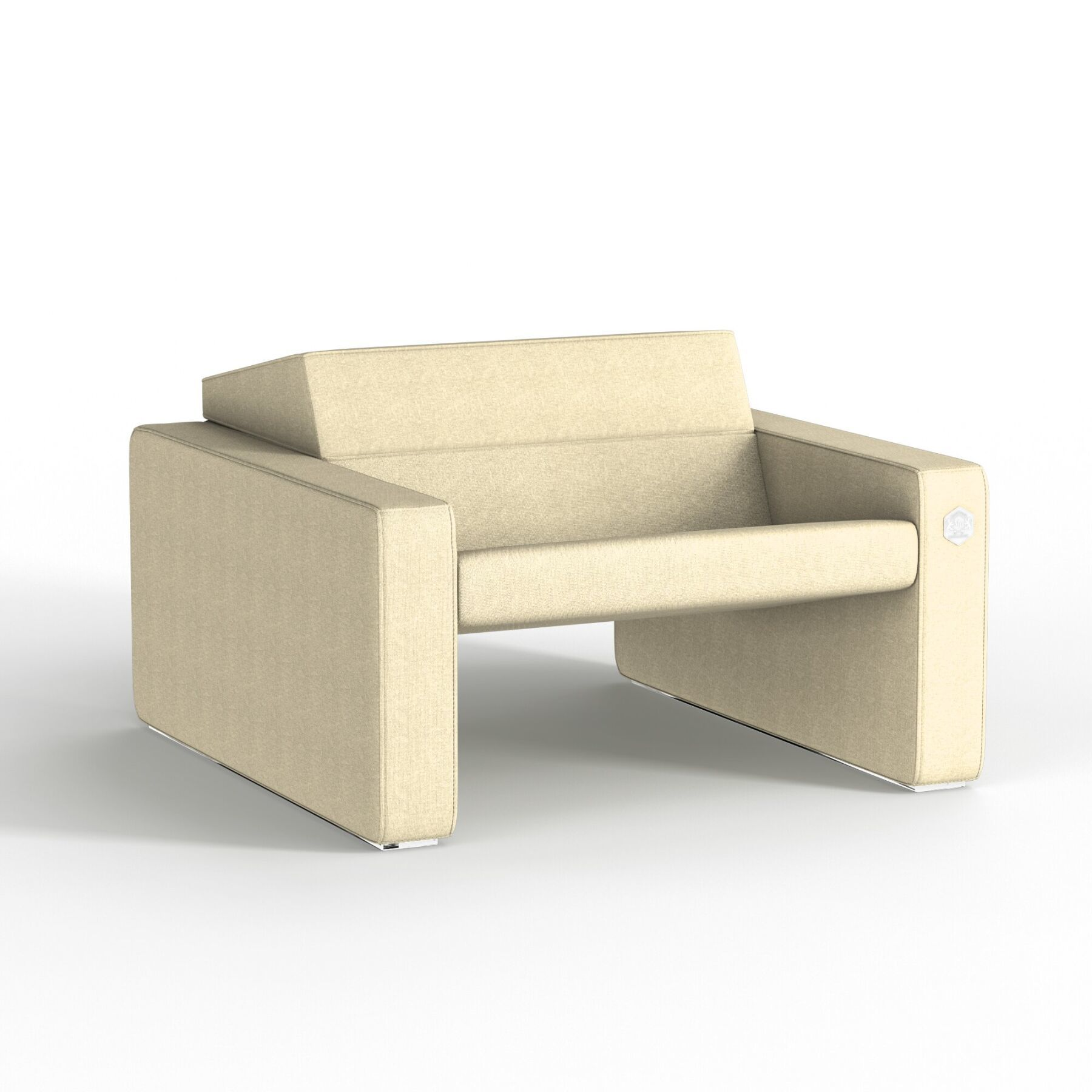 Мягкое кресло KULIK SYSTEM SMART Ткань 1
