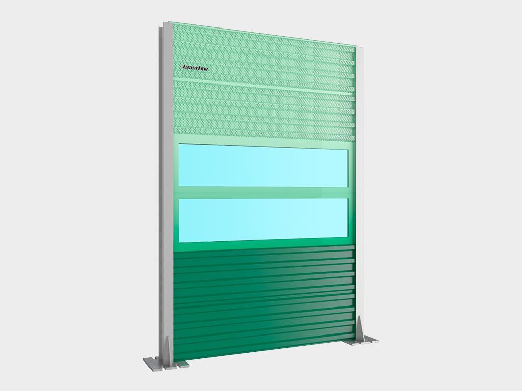 Шумозащитный экран DOORHAN