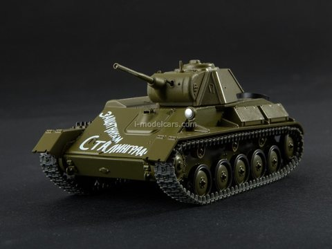 Tank T-70 Our Tanks #42 MODIMIO Collections