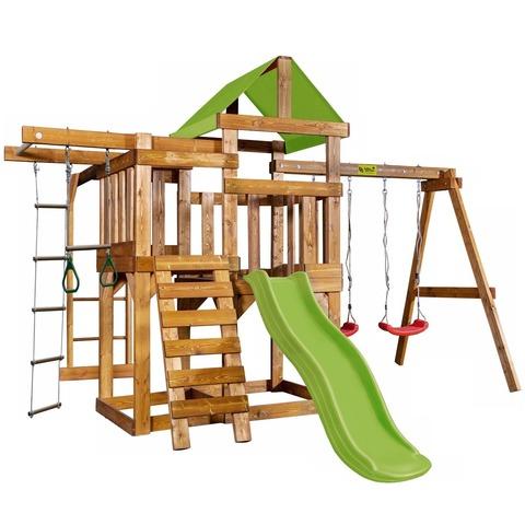 Babygarden Play 7 светло-зеленый - игровая площадка BG-PKG-BG23-LG