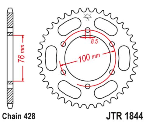 JTR1844