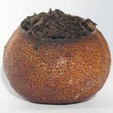 Шу Пуэр в мандарине вид-3