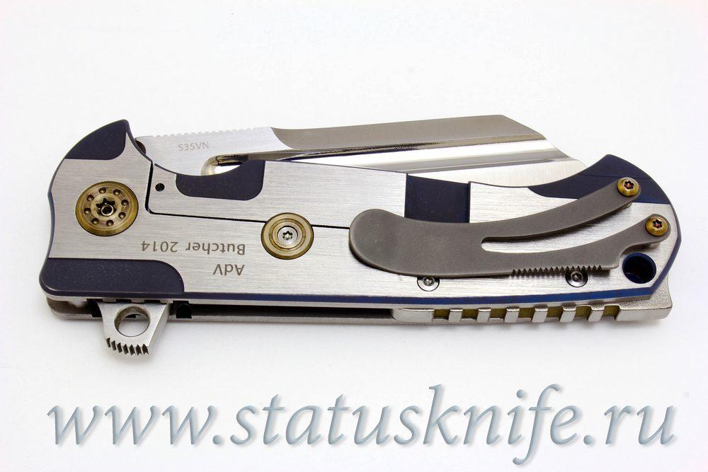 Нож Butcher Mid-Tech Andre De Villiers - фотография