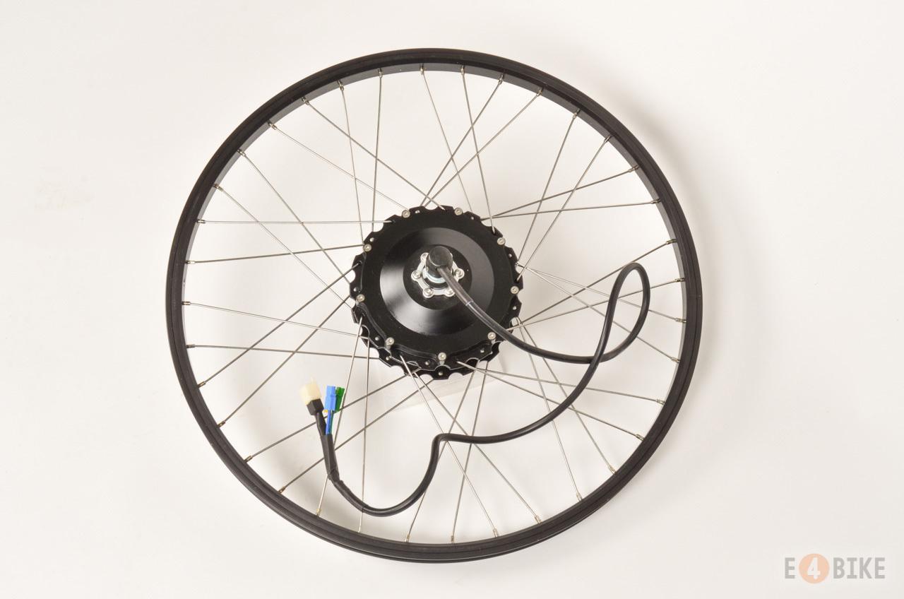 Мотор-колесо редукторное MAC 1000 Вт