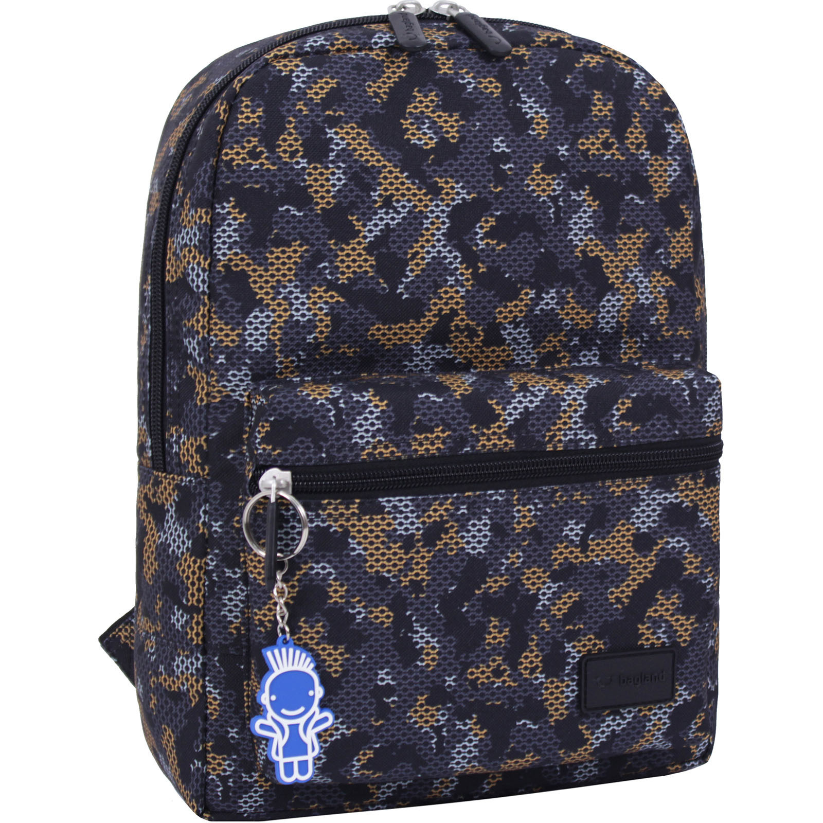 Молодежные рюкзаки Рюкзак Bagland Молодежный mini 8 л. сублимация 455 (00508664) IMG_3757_суб.455_.JPG