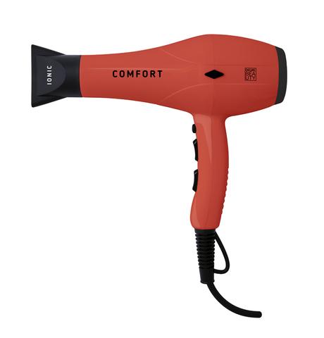 Фен Dewal Beauty Comfort, 2200 Вт, 1 насадка, красный