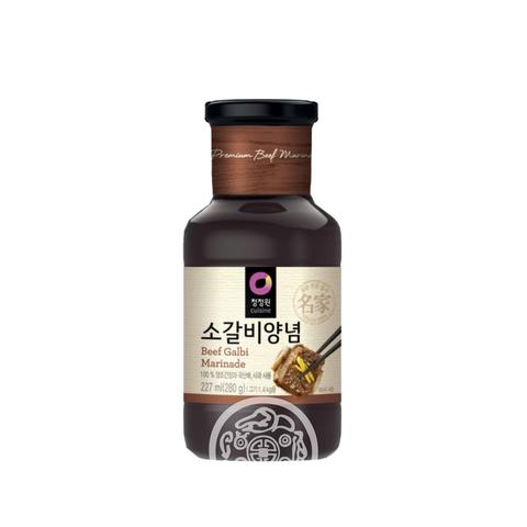 Маринад для говяжьих рёбрышек Кальби O'Food 280г Daesang Корея