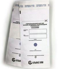 Альянс Хим, Крафт-пакеты для стерилизации 100x200 мм, 100 шт.