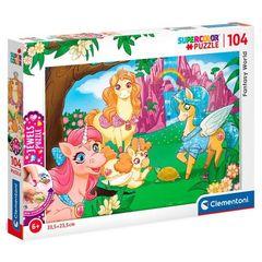Puzzle PZL 104 JEWELS FANTASY WORLD  =