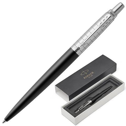 1953195 Parker Jotter Premium Bond Street Black CT Шариковая ручка