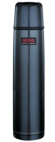 Термос Thermos FBB 1000BC Midnight Blue (1 литр) уценка