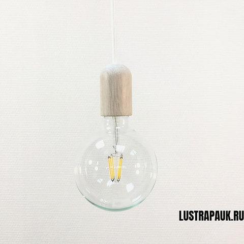 Подвесной светильник Loft WW-01 (Белый)