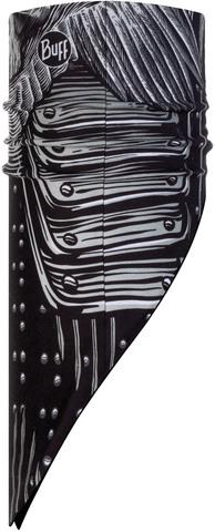 Бандана-шарф флисовая Buff Bandana Polar N-Tribe Black фото 1