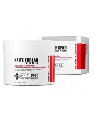 MEDI-PEEL Крем для восстановления эластичности кожи шеи Naite Thread Neck Cream 100 мл.