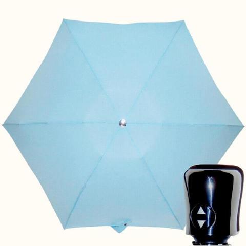 голубой мини зонтик полный автомат