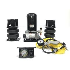 Ford Ranger / Mazda BT50 пневмоподвеска задней оси + система управления 1 контур (ресивер)