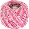 Пряжа Vita Iris Print 2205 (Розовый-белый)