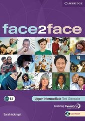 face2face Up-Int Test Generator CDROM
