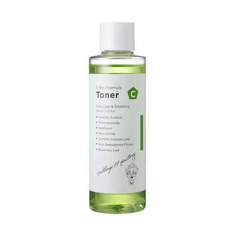 Успокаивающий и увлажняющий тонер Village 11 Factory C skin formula toner