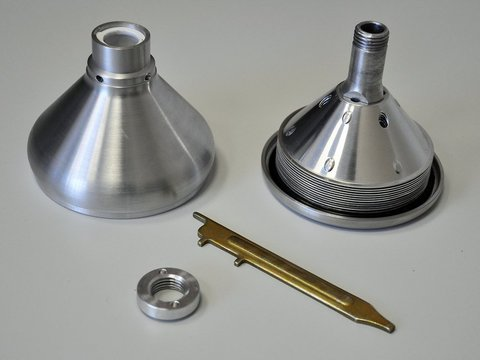 Сепаратор для молока Сокол MS 100 (Мотор Сич СЦМ-100-18, металл). Фото 4