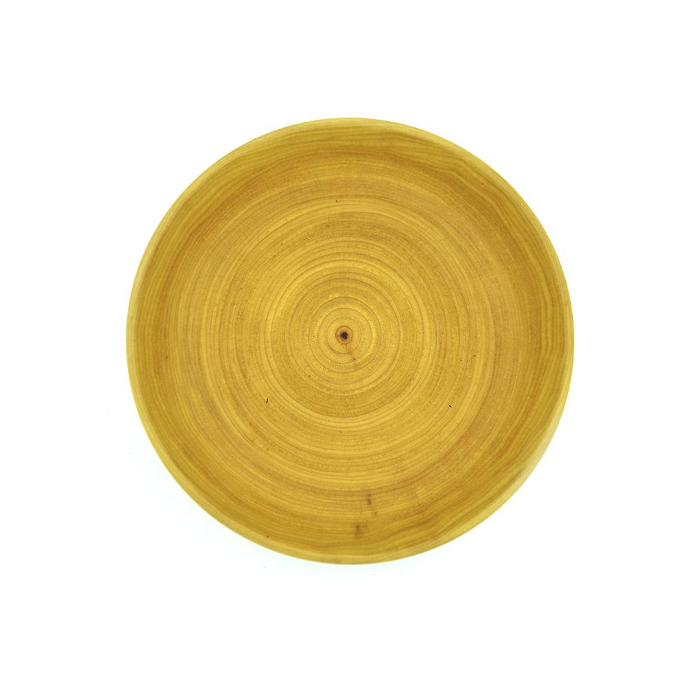 Деревянная тарелка, ДП1011
