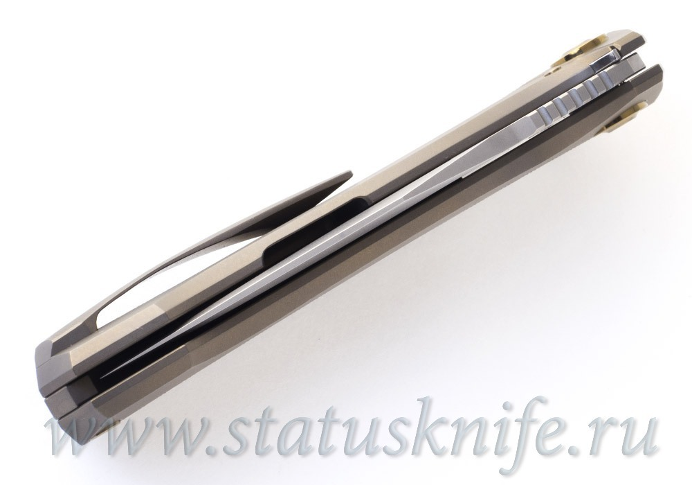 Нож Чебуркова Медведь Limited M398 #5 - фотография