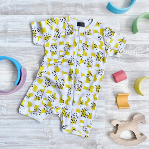 Песочник  Sleep and Play Mustard Spots