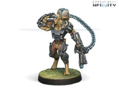 Chaksa Auxiliar Sensor  (вооружен Heavy Flamethrower)
