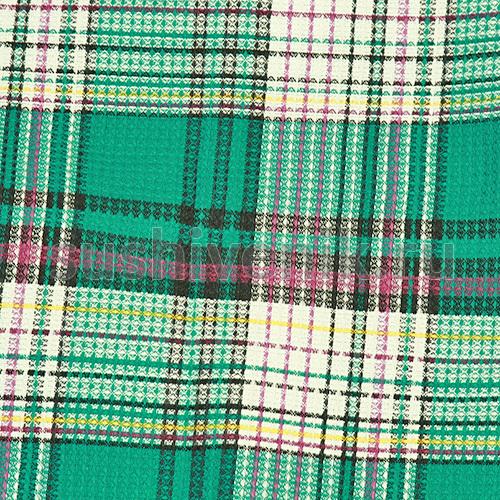 Килт зеленая шотландка
