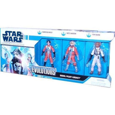 Star Wars Evolutions: REBEL PILOT LEGACY