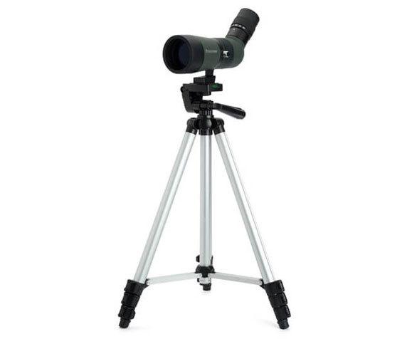 Зрительная труба Celestron LandScout 50 10-30 50 на штативе