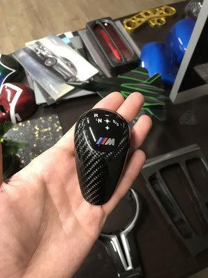 Карбоновая ручка АКПП для BMW X5 F15