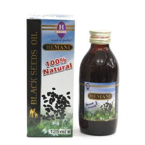 Масло черного тмина Хемани, 125 мл. (Радость здоровья)