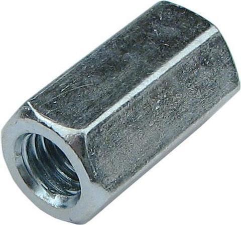 Гайка соединительная DIN 6334 М10 (1шт) №572