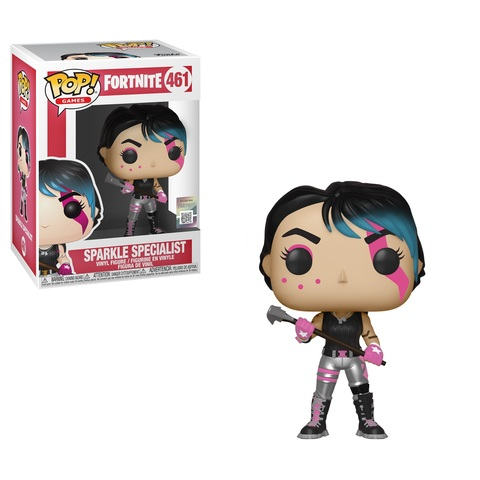 Фигурка Funko POP! Vinyl: Games: Fortnite S2: Sparkle Specialist POP 20  36023