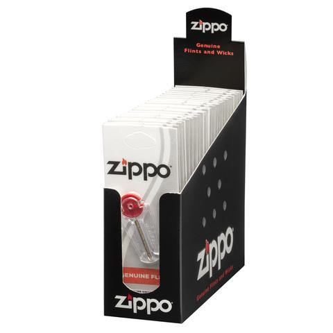 Кремний Zippo, для зажигалки Zippo (6 шт в блистере)