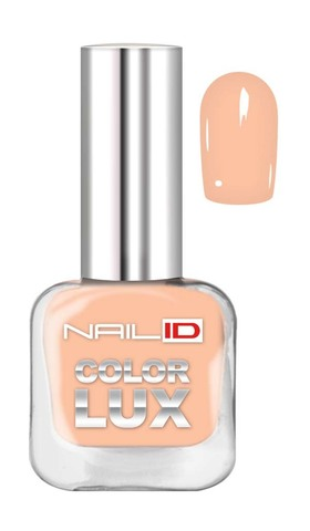 NAIL ID NID-01 Лак для ногтей Color LUX  тон 0104  10мл