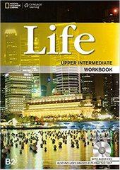 Life Upper Intermediate Workbook with Audio CD