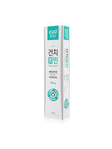 Зубная паста для улучшения эстетики зубов  CLIO  Gunchimiin (190 гр)