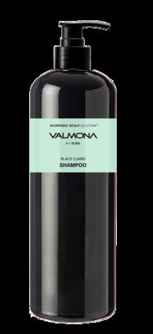 EVAS VALMONA Шампунь для волос АЮРВЕДА Ayurvedic Scalp Solution Black Cumin Shampoo