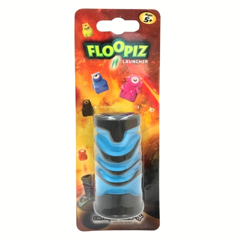 Доп. набор CATCHUP TOYS FP-005L-BUL Floopiz Launcher (Blue)