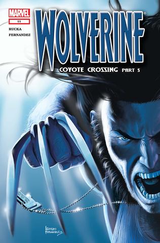 Wolverine #11 (2003)