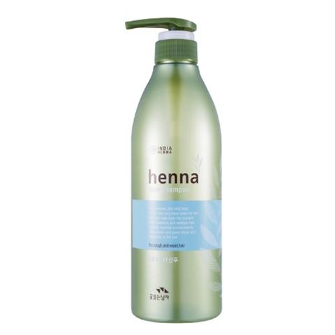 Flor de Man Henna Hair Shampoo Шампунь для волос, 730 мл