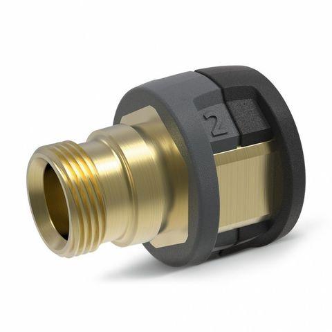 Адаптер Karcher 2, M22 х 1,5 (внутр. рез.) - EASY!Lock 22 (нар. рез.)
